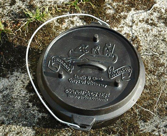 Dutch Oven im Original