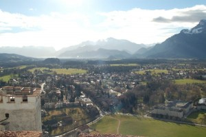 Stimmung im Salzburger Land